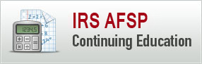 IRS Annual Filing Season Program
